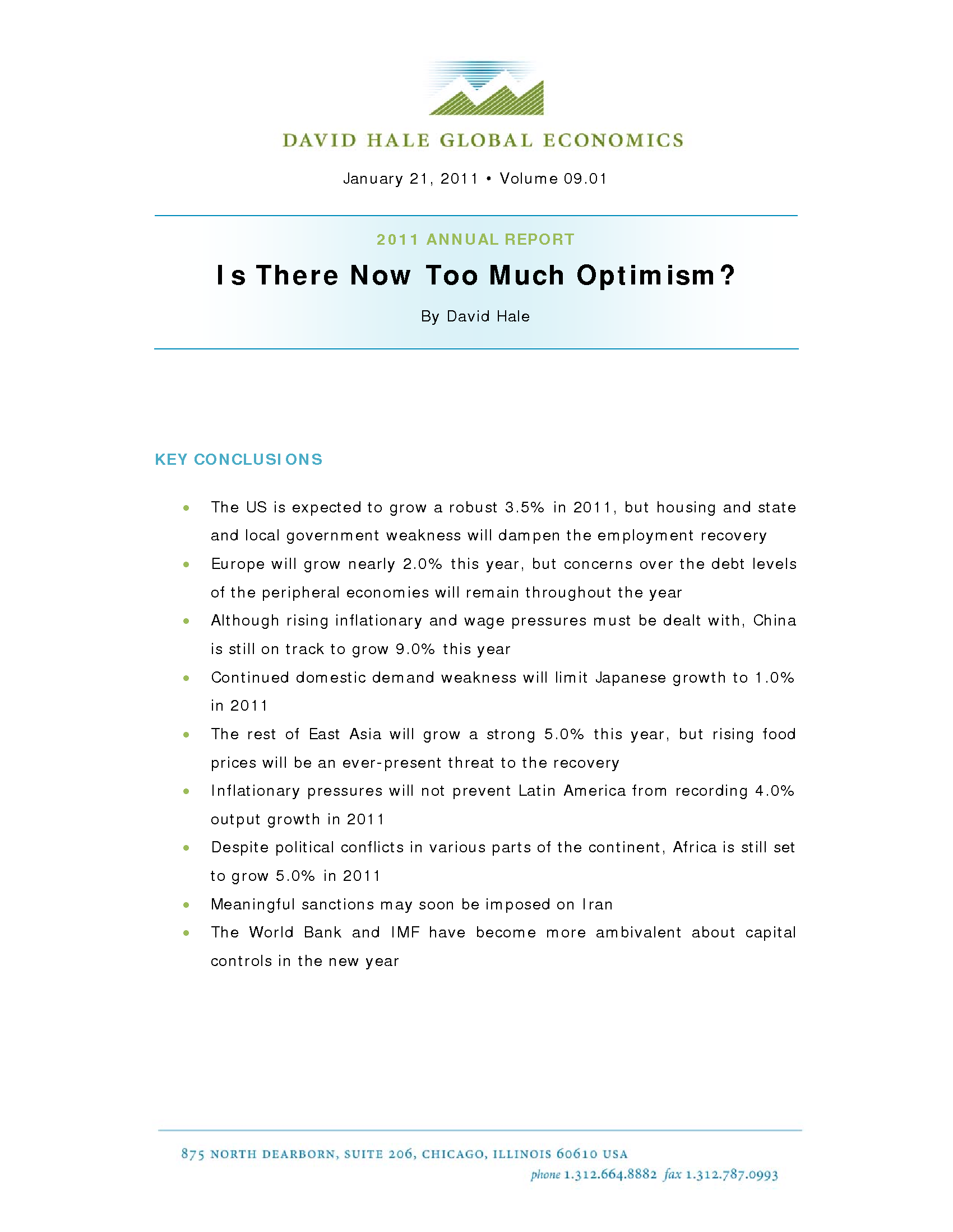 2011 Annual Report-Is There Now Too Much Optimism.pdf- Thumb