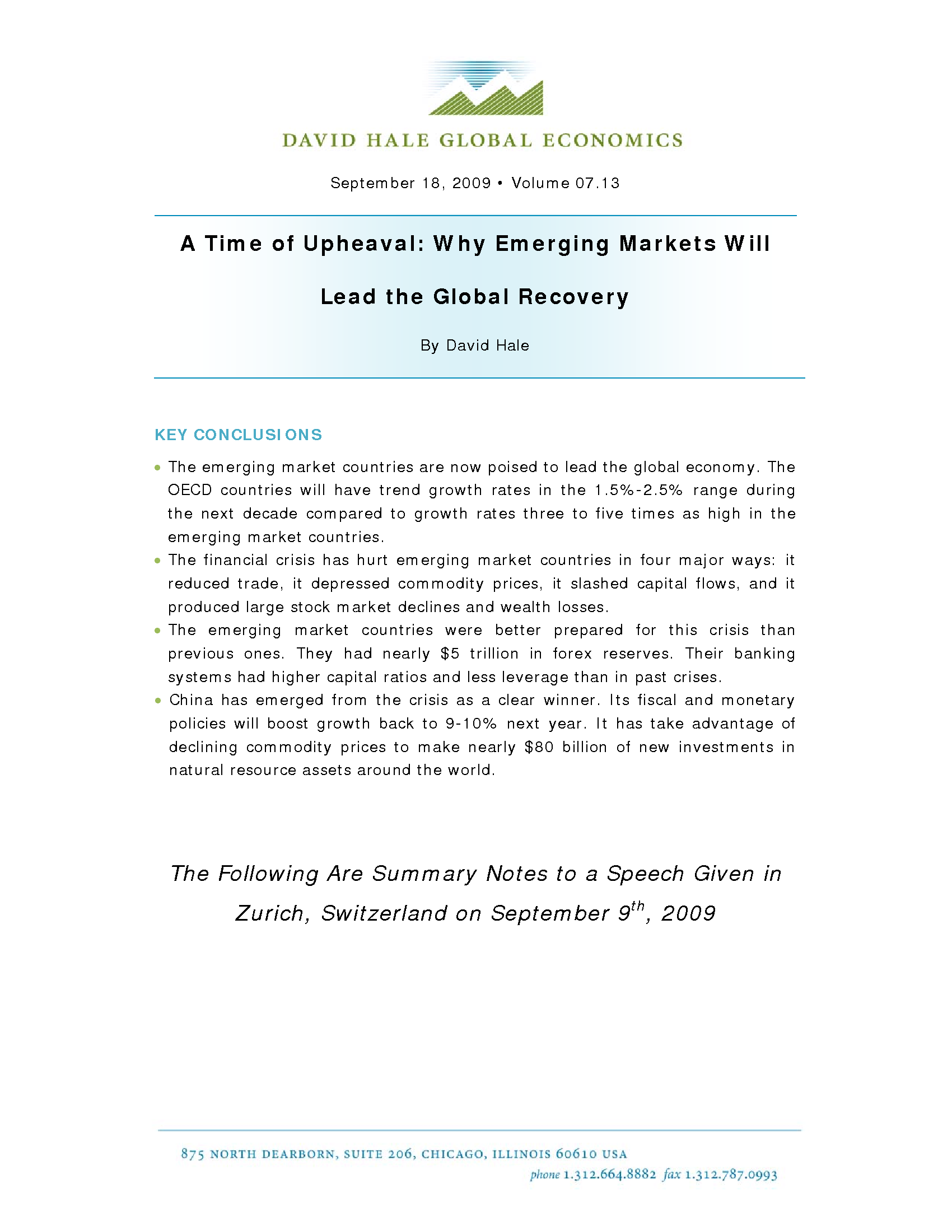 A Time of Upheaval-Why Emerging Markets Will Lead the Global Recovery.pdf- Thumb