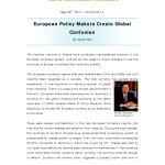 Bulletin-European Policy Makers Create Global Confusion.pdf- Thumb