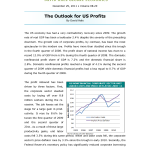 Bulletin-The Outlook for US Profits-2012- Thumb