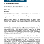 How China Differs From Japan.pdf- Thumb