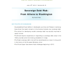 Sovereign Debt Risk-From Athens to Washington.pdf- Thumb