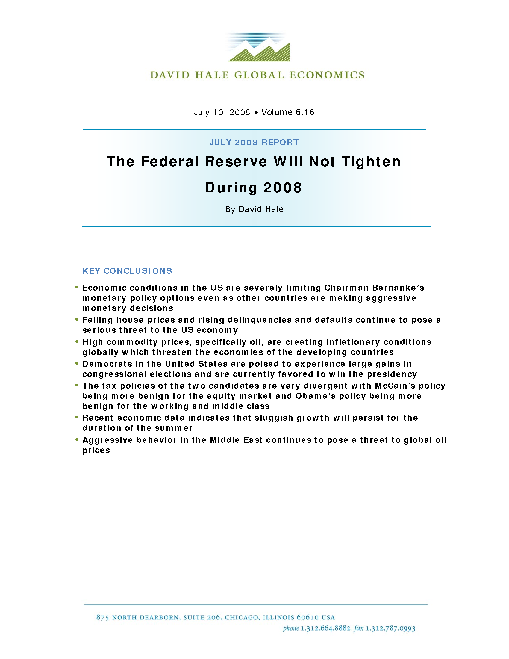 The Federal Reserve Will Not Tighten During 2008.pdf- Thumb